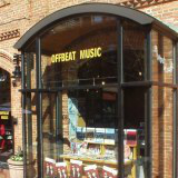 off beat music store